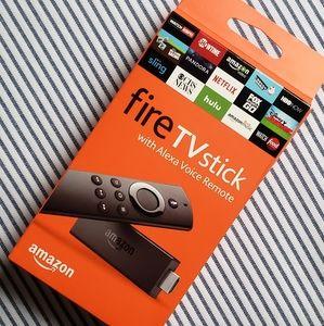 🇺🇲 New! Fire Stick 4th Gen. W/Alexa Voice Remote